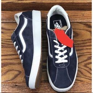 992bca01a470 Vans Shoes - Vans Wally 3 Varsity Sport  73 Navy True White 